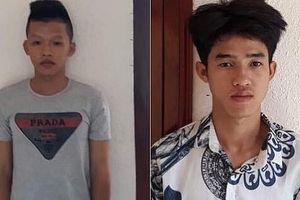 Tiền Giang: Bắt 2 thanh niên cướp túi xách giữa ban ngày
