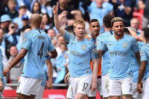 Vô địch FA Cup, Manchester City xác lập thêm nhiều kỷ lục đáng gờm