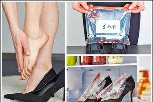 13 mẹo đơn giản giúp giày của bạn sạch bong như mới