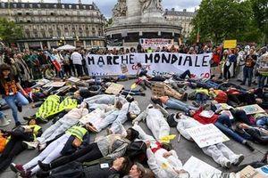 Hàng nghìn người dân tuần hành phản đối Monsanto tại Pháp