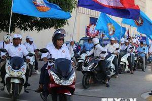 Campuchia chuẩn bị 50.000 thùng phiếu cho bầu cử hội đồng địa phương