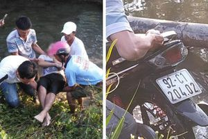 Quảng Nam: Phát hiện nam thanh niên tử vong dưới mương nước