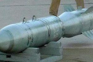 Bom xuyên bê tông Nga làm mưa làm gió trên chiến trường Syria