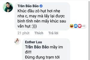 BB Trần 'chê' Trấn Thành hát hụt hơi, phản ứng của Hari Won khiến netizen thích thú