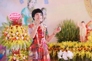 Nghệ sĩ thăng hoa từ thiện lành nhà Phật