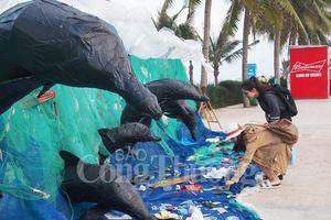 Miền Trung hành động vì một 'đại dương không rác thải nhựa'