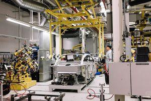Xe sang Aston Martin được sản xuất như thế nào?