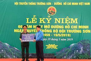 Kỷ niệm 60 năm ngày mở đường Hồ Chí Minh (19/5/1959 – 19/5/2019)