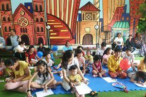 Hàng ngàn thiếu nhi tham dự Tuần lễ Giáo dục Quốc tế 2019