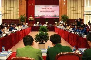 Hội thảo khoa học quốc gia 'Bồi dưỡng thế hệ cách mạng cho đời sau theo Di chúc Chủ tịch Hồ Chí Minh