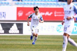 Công Phượng đá 20 phút trong trận ra mắt Incheon của HLV Yoo Sang Chul