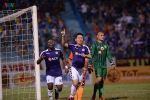 Vòng 10 V-League 2019: HAGL chia điểm, Hà Nội FC thắng kịch tính