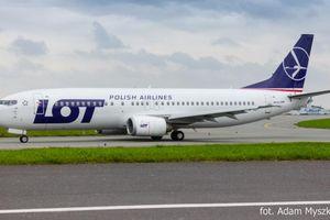 Boeing 737 lại 'dính' lỗi, hạ cánh khẩn cấp ở Ba Lan