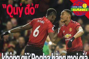 MU buộc Real ra mặt vụ Pogba, thủ môn Philippines ở lại Anh