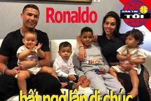 Ronaldo bất ngờ lập di chúc, Việt Nam có bản quyền King's Cup