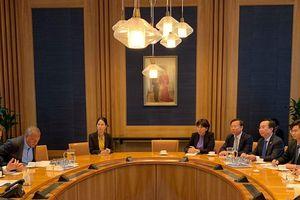 Phó Thủ tướng Hà Lan: TP.HCM là đối tác quan trọng