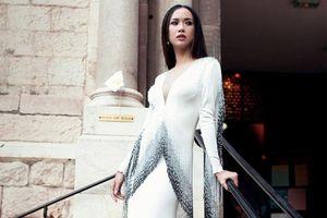 Nhà mốt quốc tế 'bóc phốt' Vũ Ngọc Anh, Lê Thanh Hòa nhái váy ở Cannes