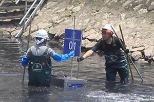 Công nghệ làm sạch sông Tô Lịch có quy mô như thế nào?