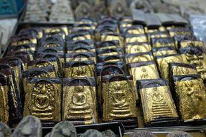 Thị trường buôn bán bùa hộ mệnh hơn tỷ USD ở Thái Lan