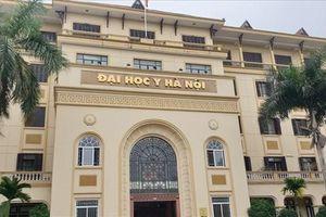 Tuyển sinh 2019: Đại học Y Hà Nội công bố tỉ lệ chọi khủng tới 1/20