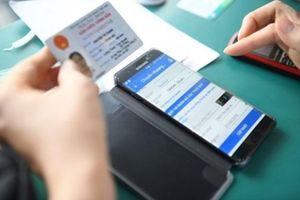 Gia tăng đột biến giao dịch tài chính qua điện thoại di động