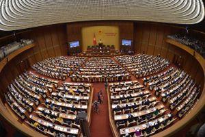 Quốc hội nghe báo cáo về quyết toán ngân sách Nhà nước năm 2017