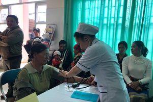 Thí điểm lập phòng khám vệ tinh của bệnh viện tại các trạm y tế