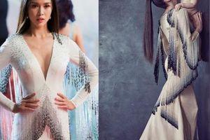 Nhà mốt lớn của Pháp chỉ đích danh 'nàng Quyên' và NTK Việt copy váy