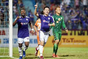 Hà Nội FC vẫn giữ vị trí thứ hai