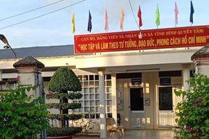 Kỷ luật Bí thư Đảng ủy xã Vĩnh Bình (Bạc Liêu) vì nhiều sai phạm