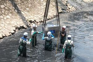 Đưa công nghệ Nhật Bản vào làm sạch sông Tô Lịch: Có hồi sinh được dòng sông chết?
