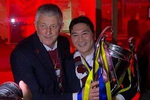 CLB của doanh nhân người Việt giành vé dự Champions League