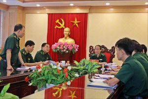 Triển khai kế hoạch phục vụ công tác kiểm tra thực hiện quy chế dân chủ cơ sở của Quân ủy Trung ương