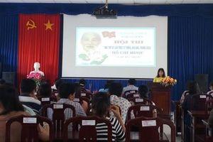 Bạc Liêu: Hội thi ' Học tập và làm theo tư tưởng, đạo đức, phong cách Hồ Chí Minh'