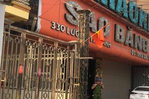 Nổ súng tại quán karaoke ở Nam Định, 3 người thương vong