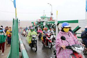 TP.HCM 'xin' phà Vàm Cống về Cát Lái và Bình Khánh