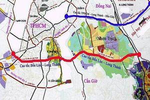 Giải quyết dứt điểm công tác GPMB cao tốc Bến Lức - Long Thành trước ngày 1-6