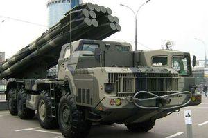 Quân đội Nga tiếp nhận lữ đoàn pháo phản lực bắn loạt cho tên lửa tối tân