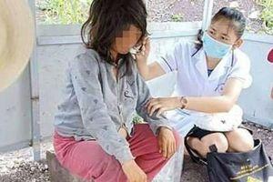 Cô gái sống lang thang mang thai đôi 8 tháng, nghi bị hiếp dâm