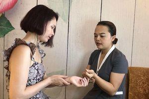5 phút massage giảm tê ngừa hội chứng ống cổ tay