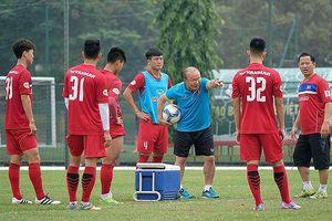 VFF chốt địa điểm bất ngờ để U23 Việt Nam đấu Myanmar