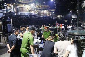 75 người dương tính với ma túy tại vũ trường lớn nhất Đà Nẵng