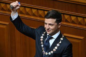 Ukraine: Tân Tổng thống Zelensky đề nghị giải tán quốc hội ngay trong buổi lễ nhậm chức