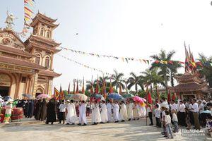 Giáo xứ Thanh Dạ tổ chức tuần chầu lượt