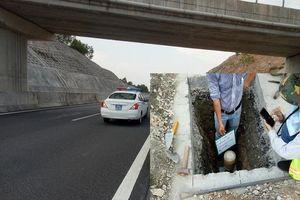 Bộ Công an tiếp tục vào cuộc kiểm tra một số vấn đề tại cao tốc Đà Nẵng - Quảng Ngãi