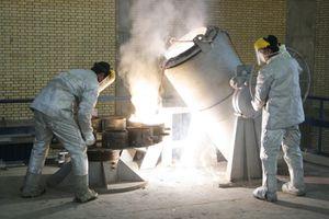 Iran tăng gấp 4 lần sản lượng urani làm giàu cấp độ thấp