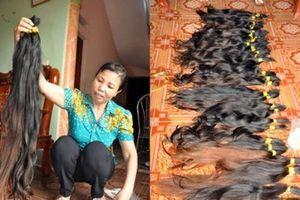 Nghề độc ở làng tỷ phú đất Phú Thọ: Cắt tóc dài, xây biệt thự