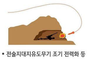 'Sát thủ pháo binh' Hàn Quốc sẽ khiến hàng ngàn khẩu pháo Triều Tiên 'tắt tiếng'?