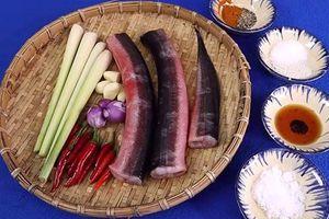 Mách bạn bí kíp ướp gia vị cho món lươn xào sả ớt ngon đậm đà