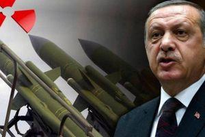 Ông Erdogan tiết lộ khả năng Thổ Nhĩ Kỳ cùng Nga sản xuất S-500